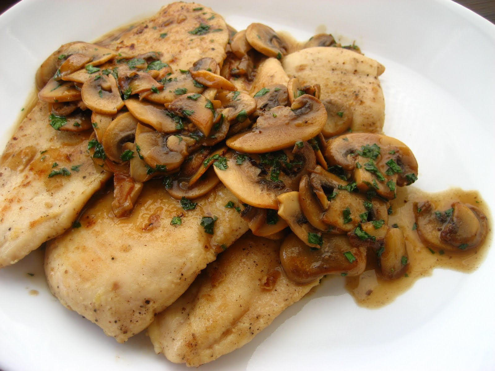 Chicken Marsala...Quick Dinners Part 3