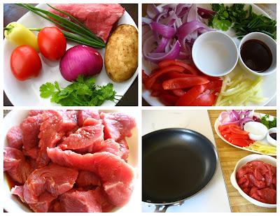 how to prepare lomo saltado