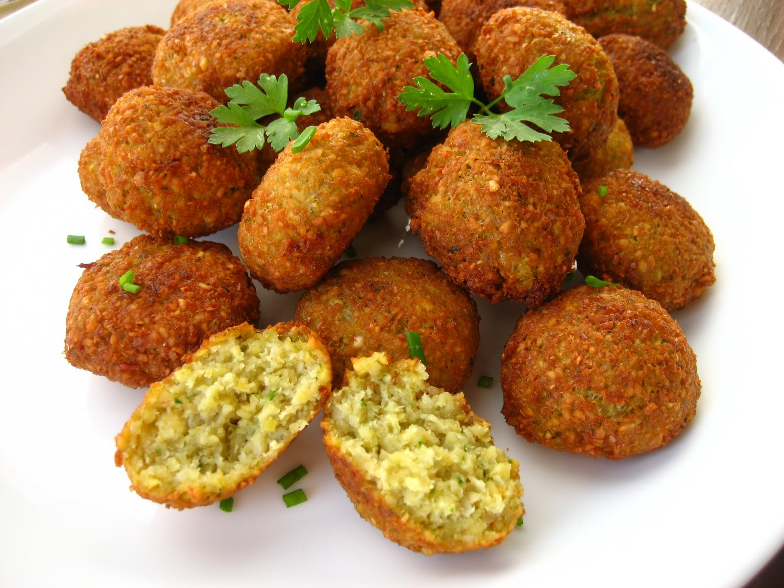 Home Cooking In Montana: Israeli Falafel...Gluten-Free