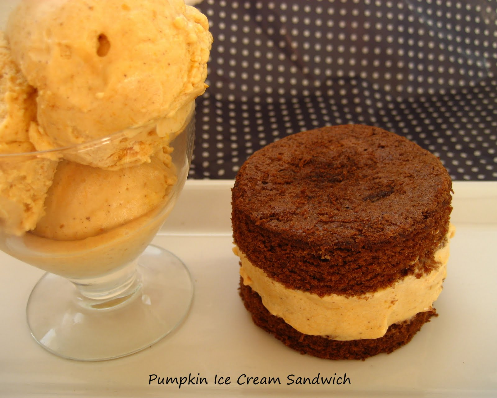 pumpkin ice cream i love my ice cream maker that s because i get to ...