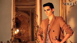 L'Uomo Vogue; October 2010 #5 Making4