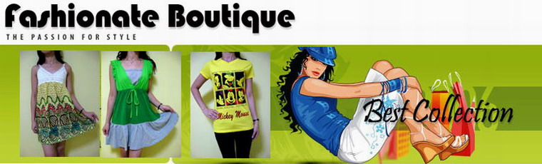 Fashionate Boutique