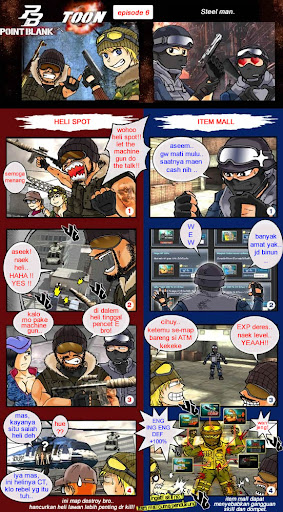 point blank lucu. Point Blank Lucu - Fun Point