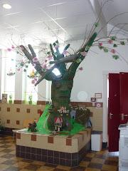 De boom.