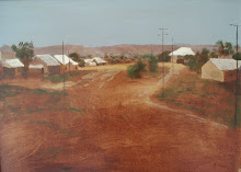 "Ray Crooke ""Mt Molloy, North Queensland"", 1960"