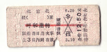My Train Ticket to Mongolia