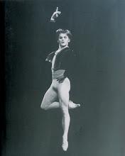 Mikhail Barishnikov  in 'Giselle'