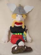 Gaul Warrior Puppet