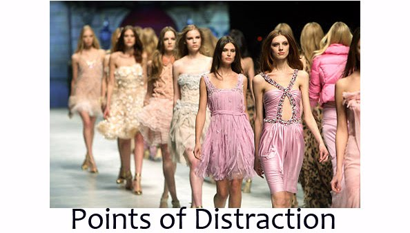 points of distraction
