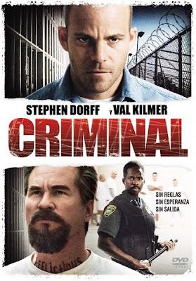 Criminal (2008) DVDRip Latino