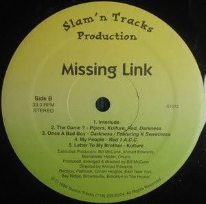 Slam Tracks Production Missing Link