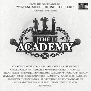 M Eighty - The Academy