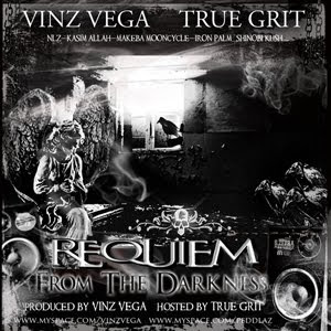 Vinz Vega and True Grit - Requiem From The Darkness