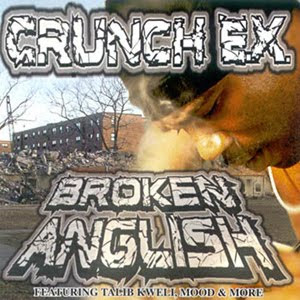 Crunch EX Broken Anglish