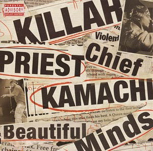 Killah Priest Chief Kamachi Beautiful Minds