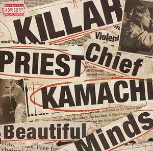 Killah Priest Chief Kamachi Beautiful Minds
