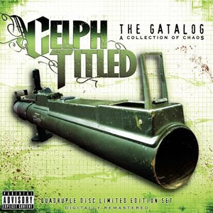 Celph Titled - The Gatalog A Collection Of Chaos
