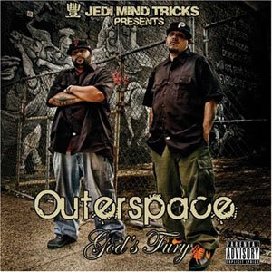 Outerspace - Gods Fury