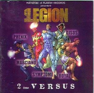 La Legion - 2eme Versus