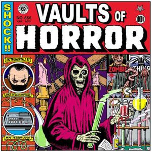 Jnyce - Vaults Of Horror