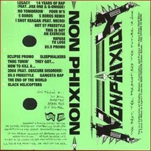Non Phixion Past The Present The Future Is Now