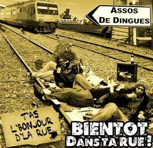 Assos De Dingos - Tas L'bonjour De La Rue