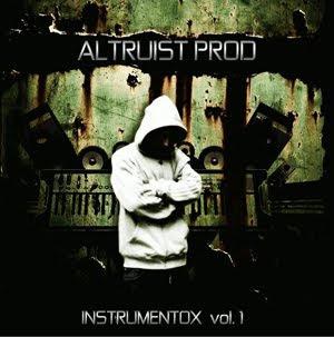 Altruist Prod - Instrumentox 1