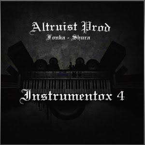 Altruist Prod - Instrumentox 4