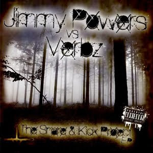 Jimmy Powers Vs Verbz - The Snare Kick Project