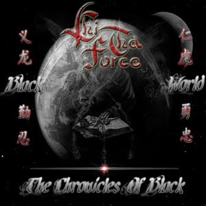 Chi Tha Force and Nevahmind - Black World - The Chronicles Of Black