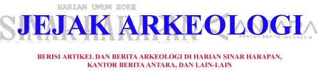 JEJAK ARKEOLOGI
