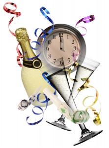 Rituales año nuevo.Todo es Comunicación. El blog de Olga Casal