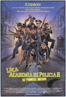 Loca academia de policía 2 cine online gratis
