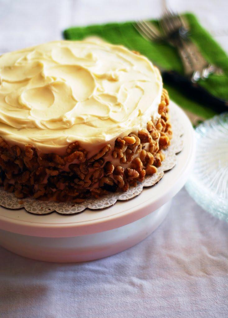 delicious inspiration.: Gluten Free Carrot Cake.