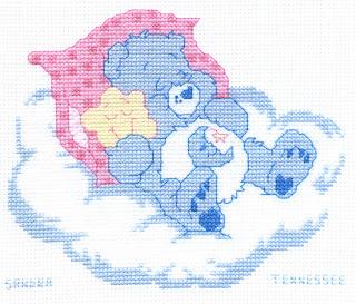 Care Bears Cross Stitch   eBay