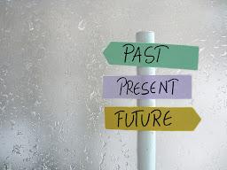 Passado, Presente e Futuro.