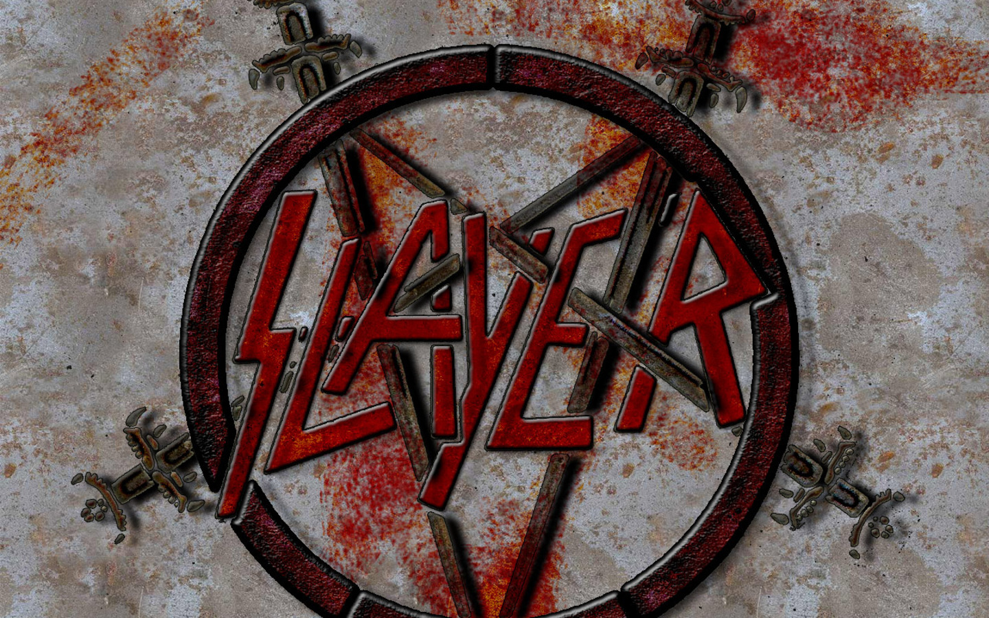 Colourful Wallpapers Slayer