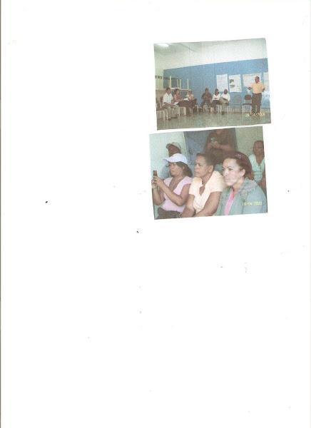 Mesas de trabajo: Consejo para la defensa derehos humanos, Sabenpe y comunidad organizada