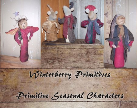 Winterberry-Primitives