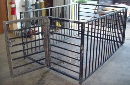 How To Weld Dog Kennels