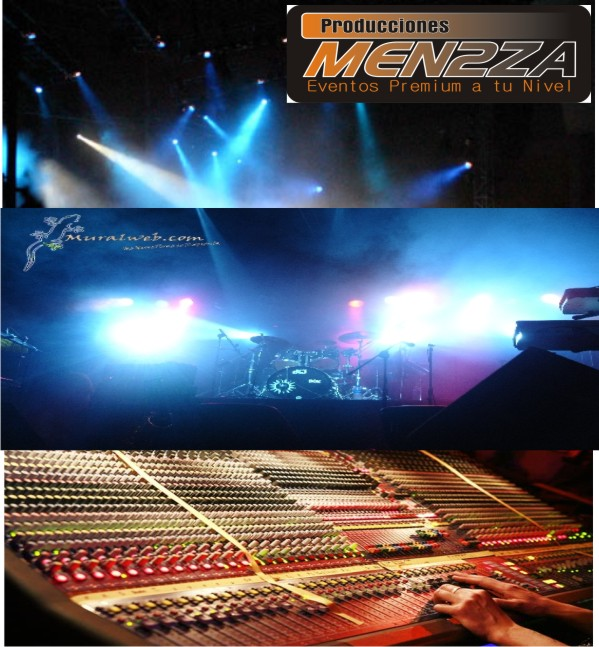PRODUCCIONES MEN2ZA