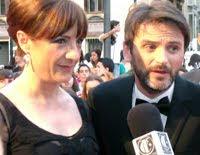 Blanca Portillo y Fernando Tejero, presentadores de la gala de clausura