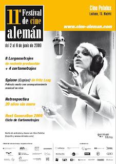web Festival de Cine Alemán