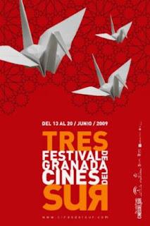 web Cines del Sur, Festival de Granada