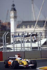 Circuito de F1 de Valencia