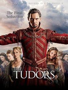 Los tudor, 4ª temporada (cartel inglés)