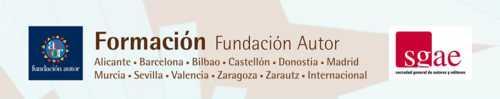 web Fundación Autor