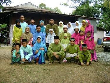 Keluarga Besar Mertuaku..