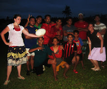 A Little Rugby in Tonga...
