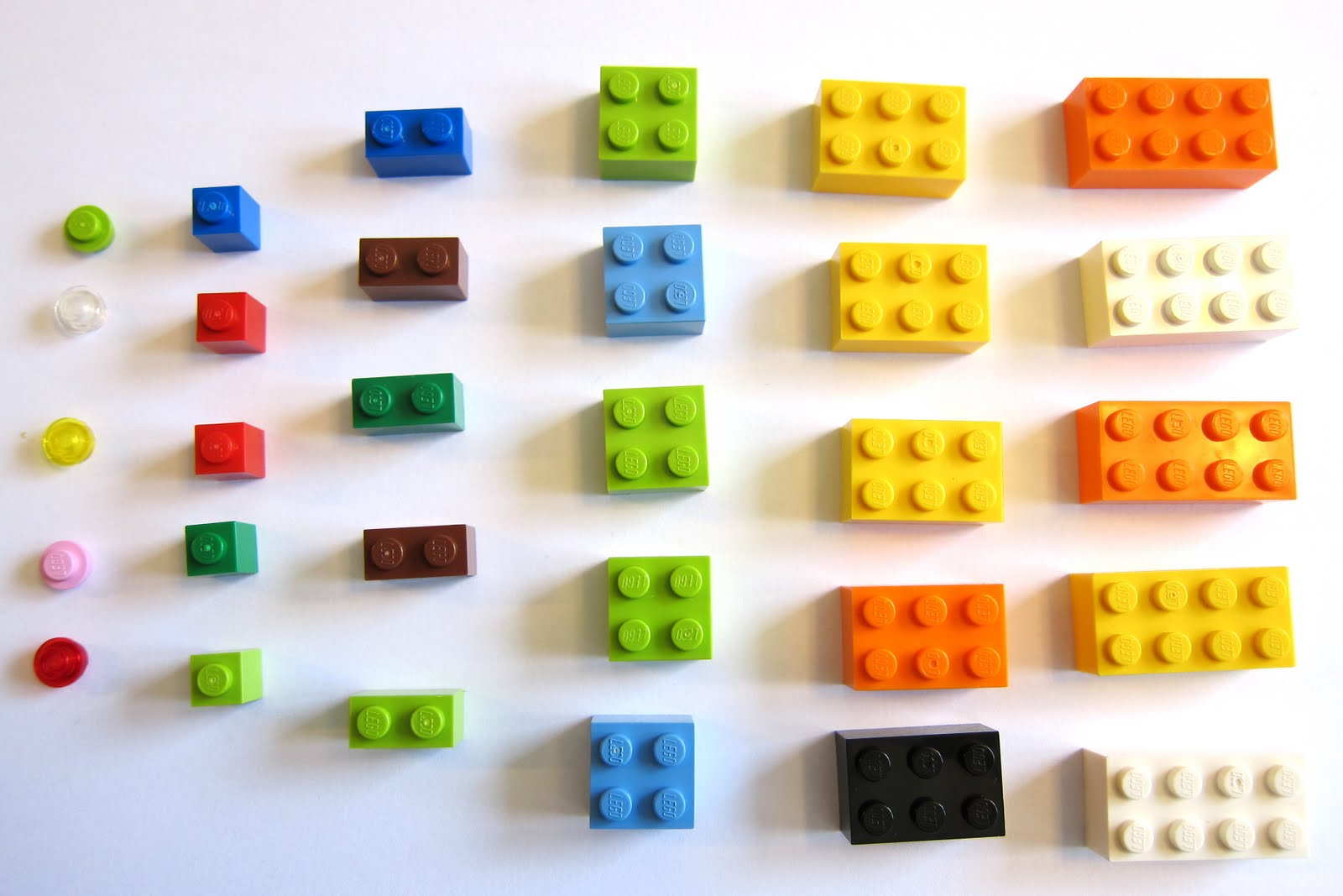The Lego Movie: The 10 greatest individual Lego bricks ever made ...